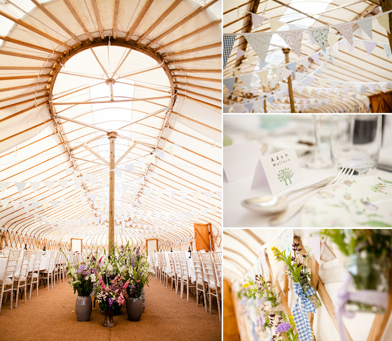 59 Yurt  Bristol Wedding Photographer