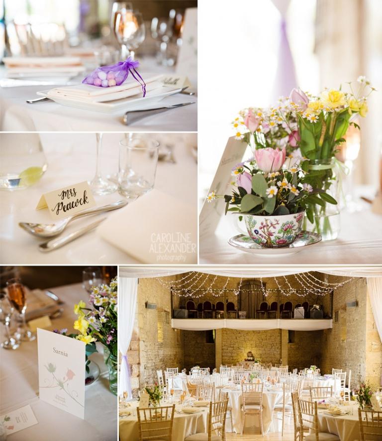 The Great Tythe Barn Tetbury Wedding Photographs Hannah