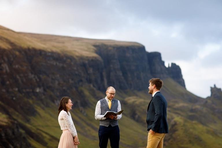 Scottish Mountain Elopement